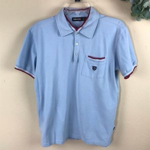COACH Polo Shirt Unisex M